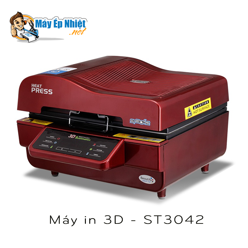 Máy in chuyển nhiệt 3D All in One – ST3042